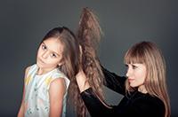 Hair Detangling