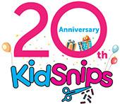 kidsnips-20th-logo