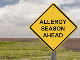 Seasonal Allergies and your Toddler